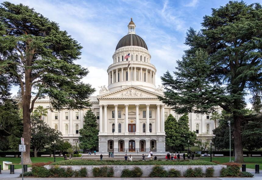 Progressive new criminal justice laws set to take effect in California